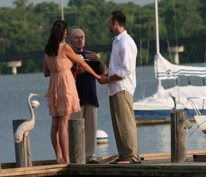 Officiant Minister Service